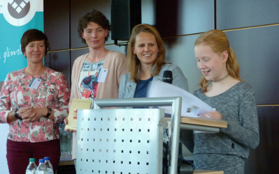 Cerise Jansen wint Gouden Beugel Award 2017